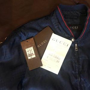 💯Authentic Gucci Jacket - Size 50 (EUC)